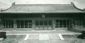 珍妃居住的景仁宮照片