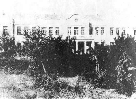 杨宇霆创办的法库平治学校