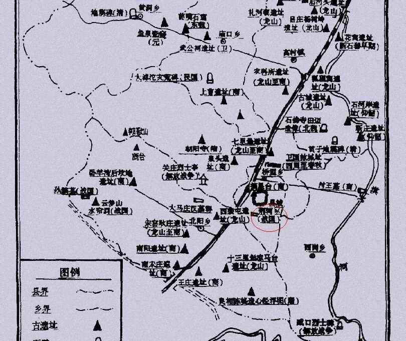 (相册号:21321) 标题:淇县地图 说明:淇县地图.