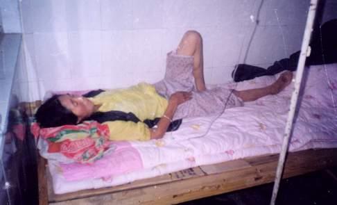 上蔡县十里铺村(艾滋病村)图片系列05(该村村民拍摄)