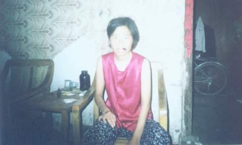 上蔡县十里铺村(艾滋病村)图片系列12(该村村民拍摄)