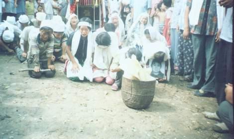 上蔡县艾滋病村图片系列16(该村村民拍摄)