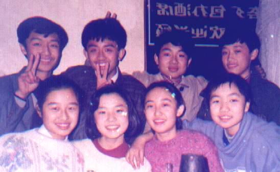 哪一个是刘莹?