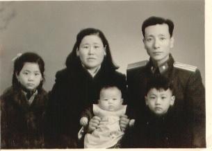 全家福(1956年在沈阳)