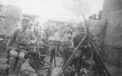 郑庄战斗缴获战利品(1940年)