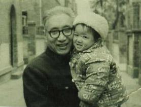 父亲和大孙子在一起