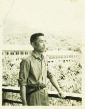 父亲在杭州疗养