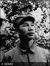 抗战时期的杨成武将军