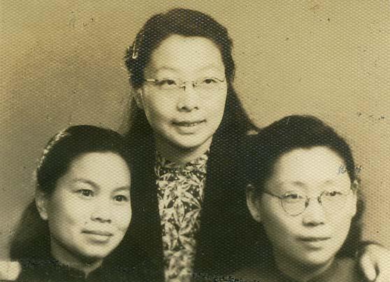 三姨的大学时代