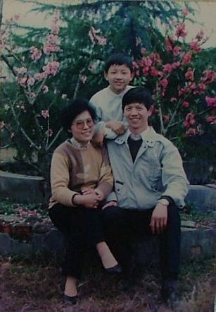 我和爸爸妈妈