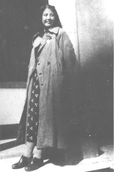 1939著名演员朱琳年在南昌