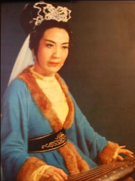 电影《蔡文姬》——朱琳(1978)