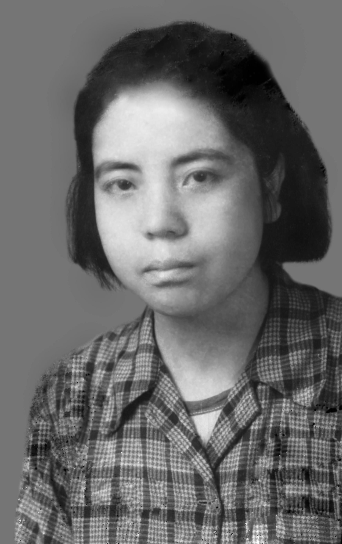 母亲在1952年