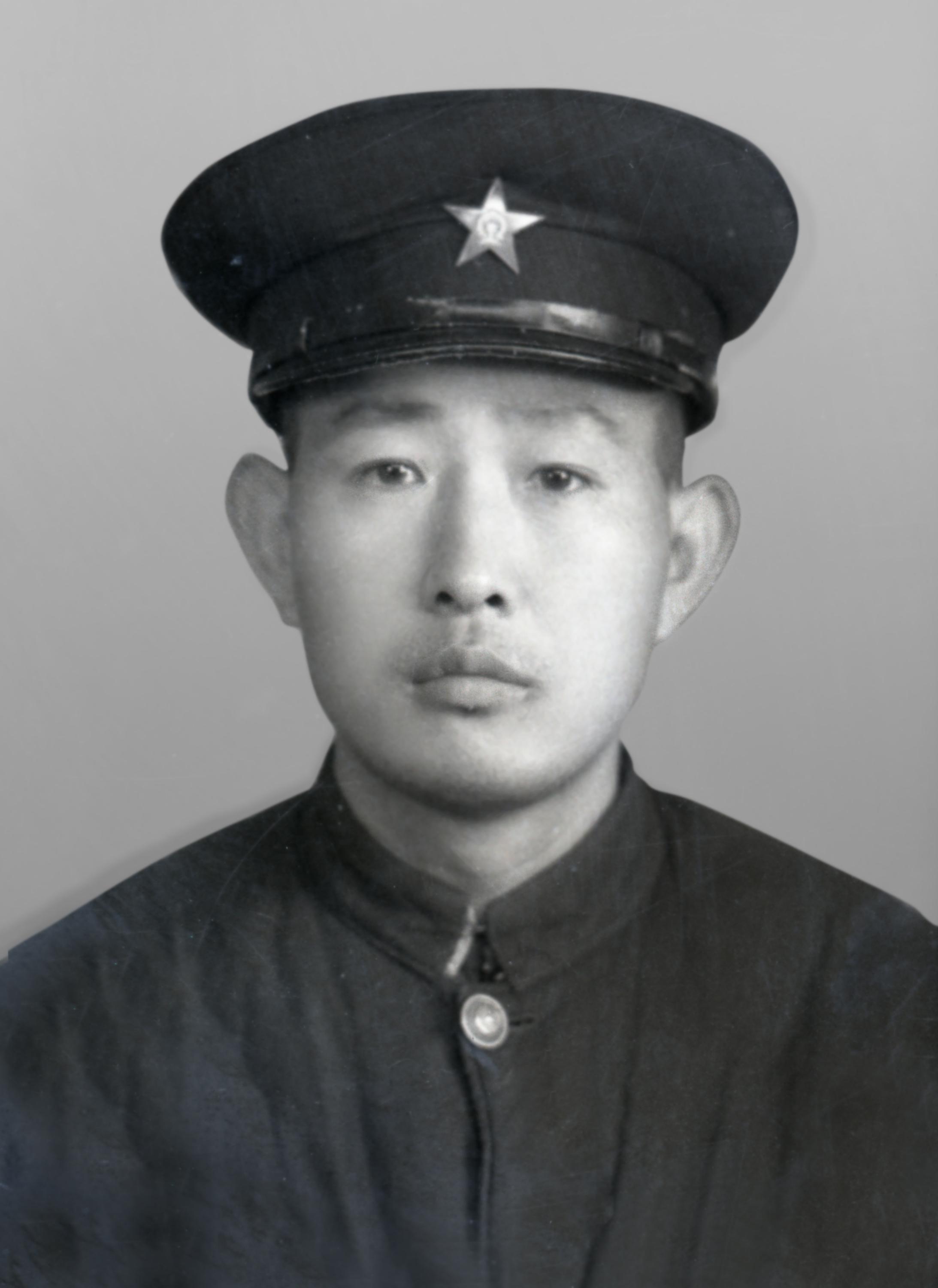 50年代初的父亲