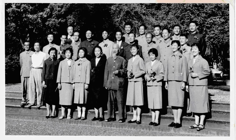 1965年访越