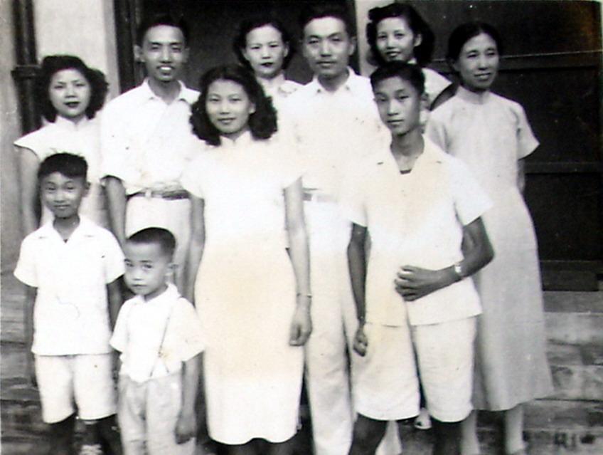 20世纪40年代时期