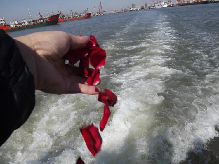 2012年清明塘沽祭奠