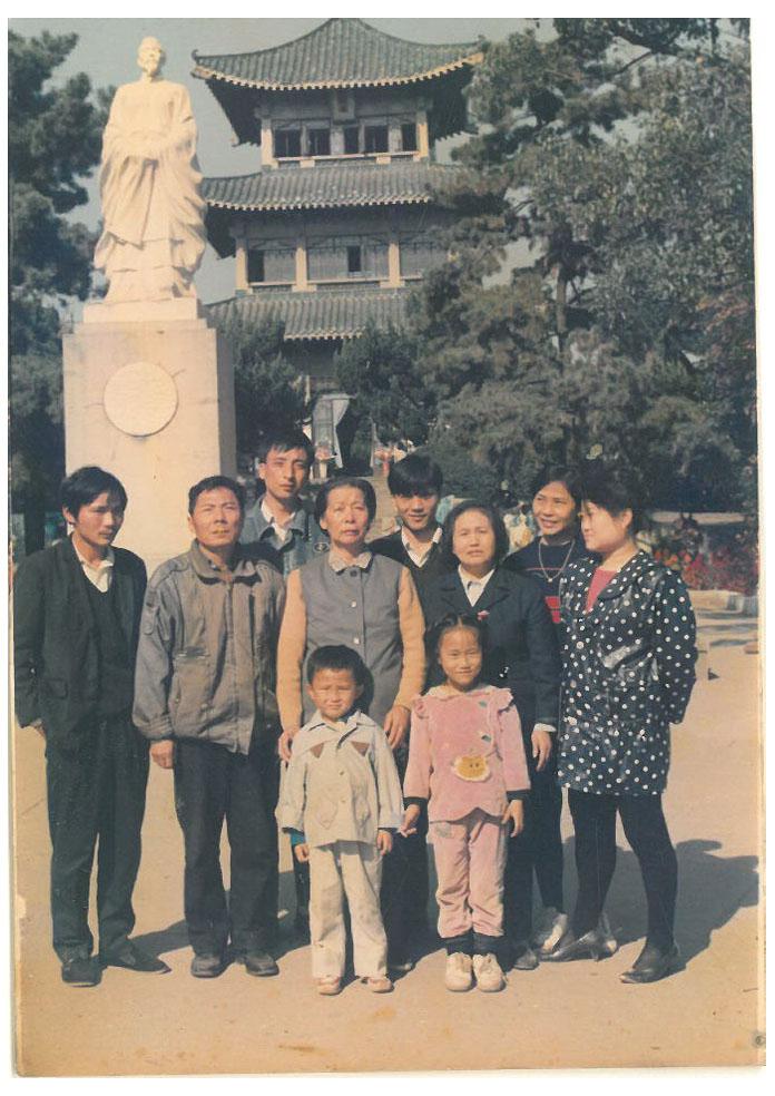 1993年在武汉