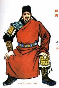 北宋大将——狄青