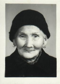 我的外婆安息