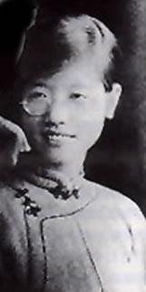 中国的曼殊菲儿-才女凌叔华