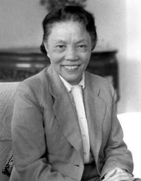 蔡畅——中国妇女运动的领袖