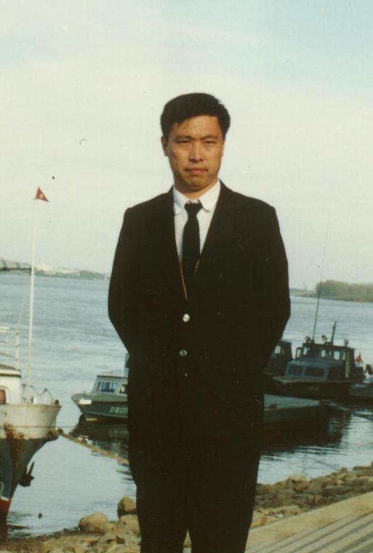 中国之鹰-潘明奇永在