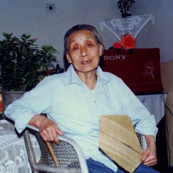 我的奶奶--王芝兰