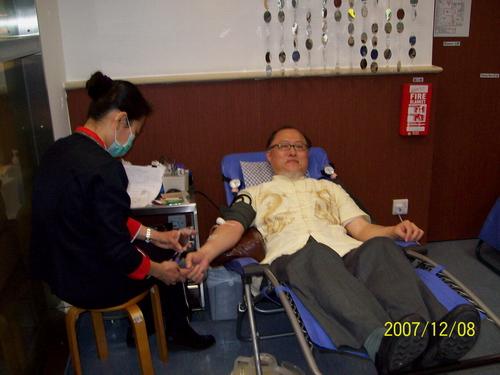 中国深圳捐献器官志愿者崔从政纪念堂
