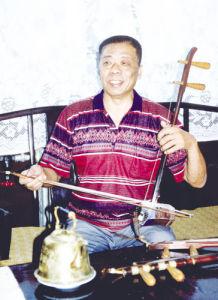 大碗茶老掌柜——老舍茶馆总经理尹盛喜纪念馆