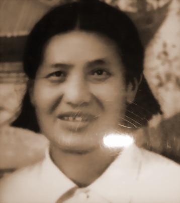 勤劳、善良、慈祥的外婆—杨宗芳
