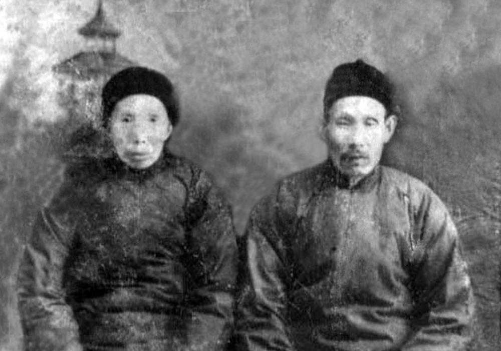 鄭加煥阿公鄭何平阿婆纪念园区