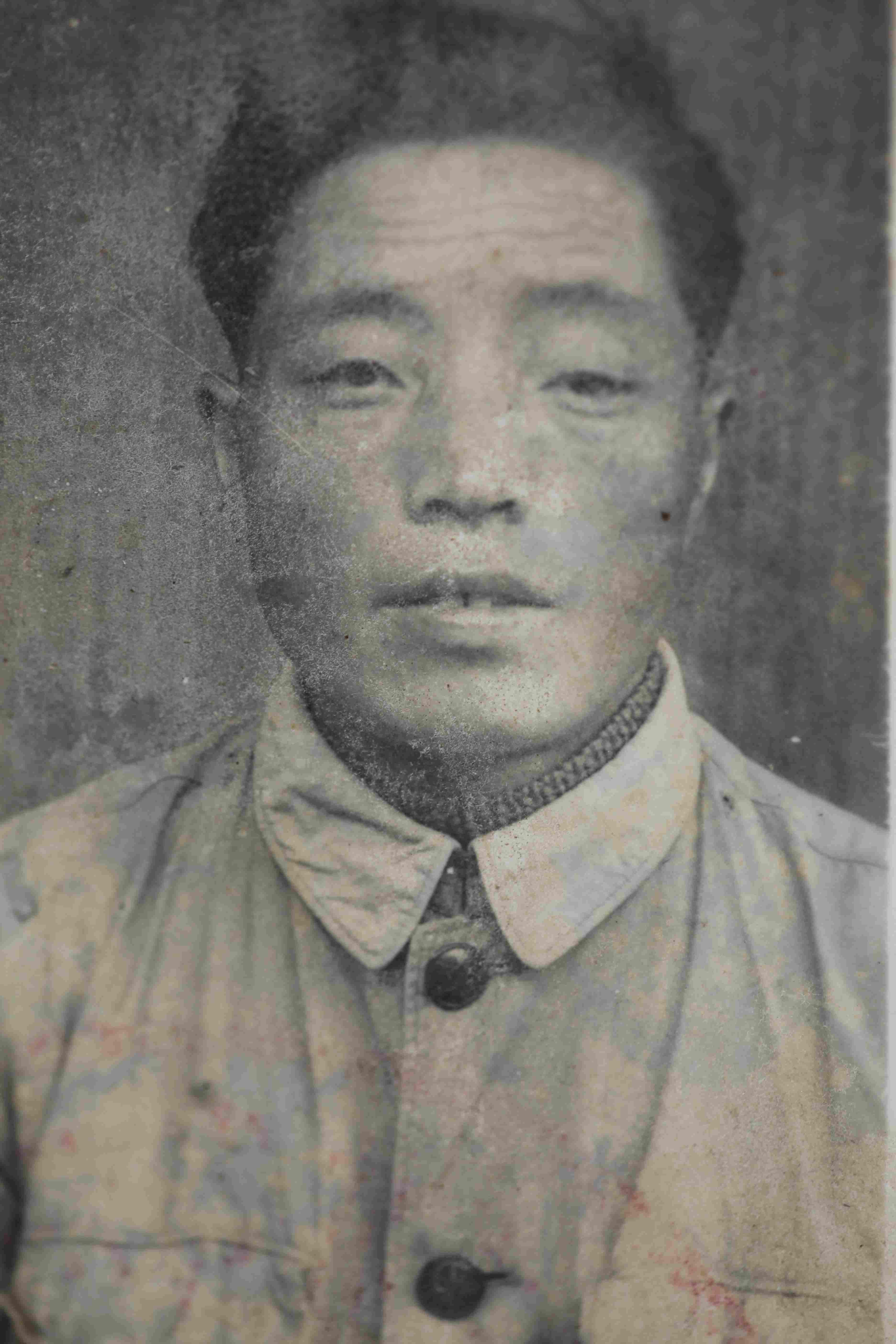 纪念我的父亲滕德祖
