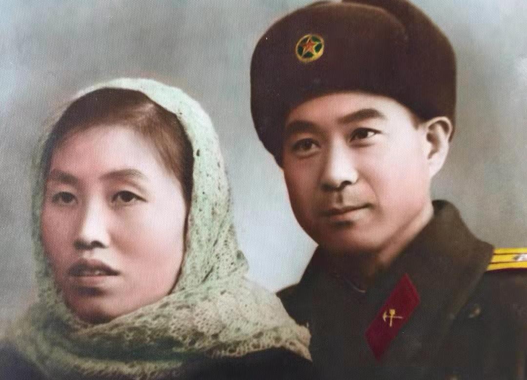 怀念亲爱的爸爸妈妈--王忠、陈祖英