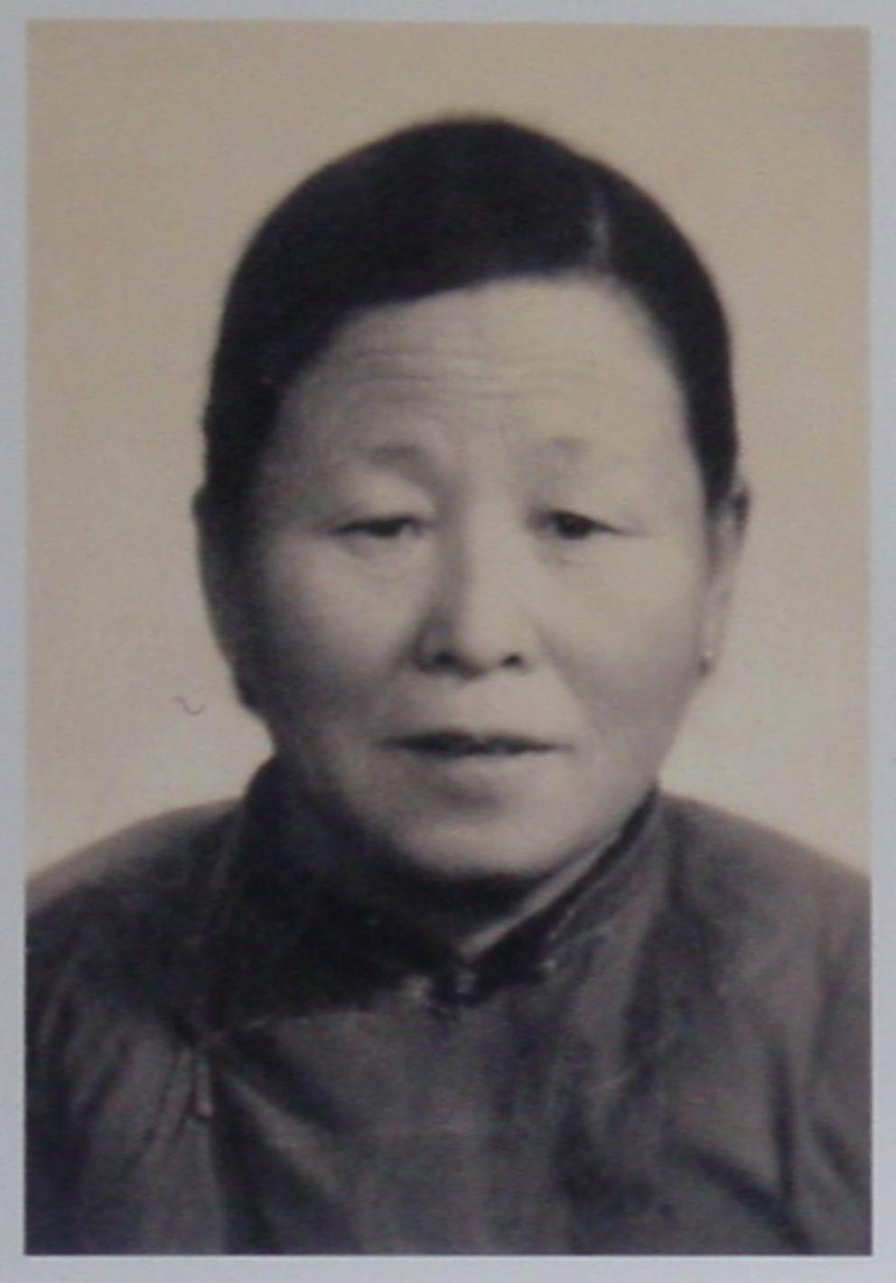 纪念我的奶奶