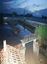 沙兰水灾遇难小学生纪念馆