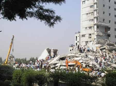 南亚次大陆地震遇难者纪念馆