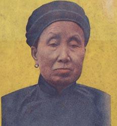 """抗日""""遊擊隊之母""""趙洪文國"""