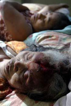 印尼爪哇省6.2级地震遇难者纪念馆