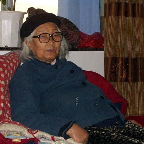 外婆项黄氏纪念馆