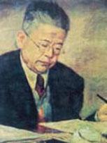 著名历史学家傅斯年纪念馆