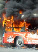 纪念上海842路车爆燃遇难乘客