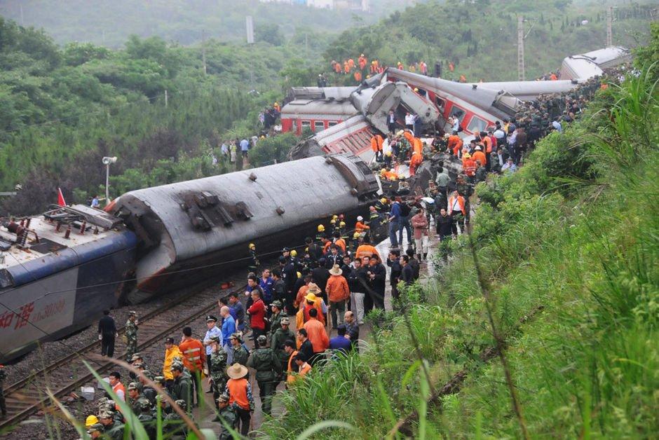 K859次列车脱轨遇难者纪念馆