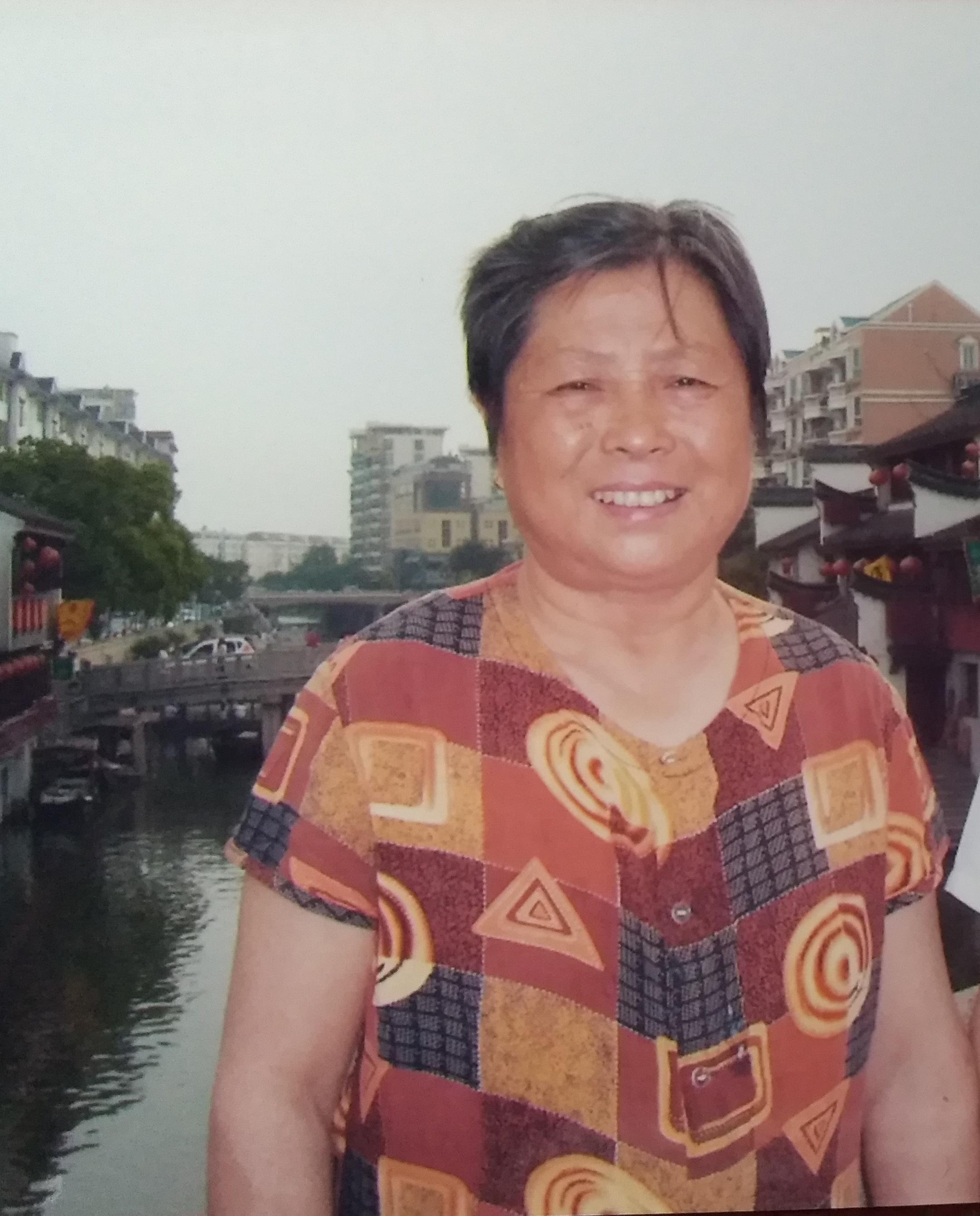 慈母郑如荣纪念馆