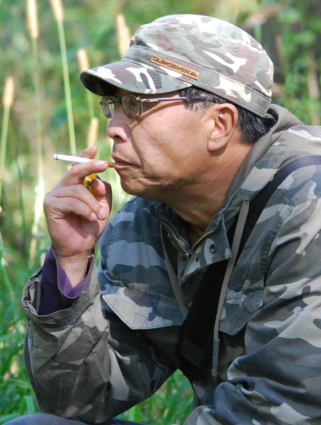 胡冬林——森林行者